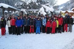 Skiopening Saalbach-Viehhofen Dez. 2010, Skiweltcup München